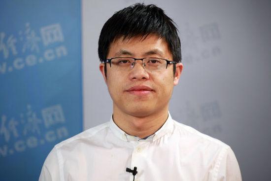 乐视联合创始人兼COO 刘弘照片