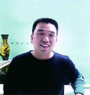 北京经纬恒润科技有限公司IT总监高彦章照片