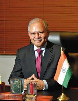 印度外交部驻华大使阿肖克·康特