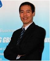 越联众国际控股有限公司管理中心高级总监陈雄越照片