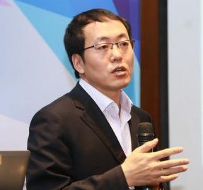 硅谷数模半导体产品经理胡伟宁照片