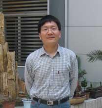 哈尔滨工业大学教授姜益强照片