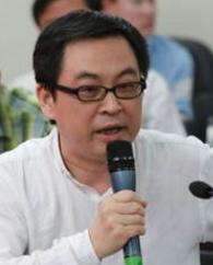 暴风集团副总裁王刚    照片