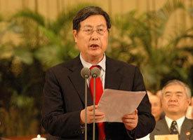 全国工商联名誉主席黄孟复照片