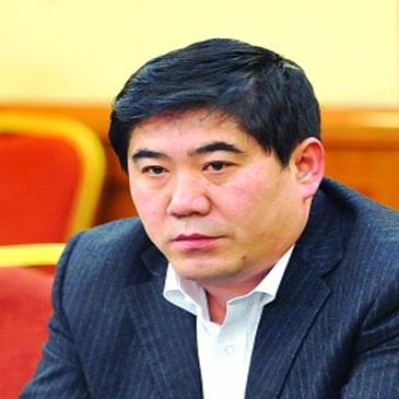 国井集团董事局主席赵纪文照片