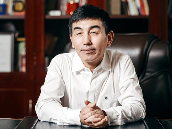 谷子孕婴创始人、董事长李志恒照片