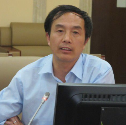 江南大学原副校长金正宇