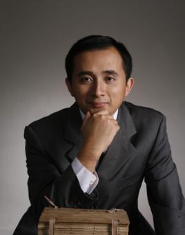 在线教育创业者沙龙发起人李桂生照片
