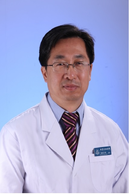 首都医科大学附属北京天坛医院神经外科主任医师张亚卓照片