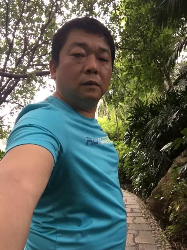 澳优乳业高级副总裁赵力照片