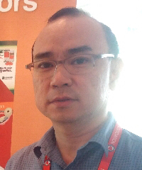 菲律宾心脏中心心胸外科教授Danilo Kuizon照片