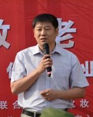 中华全国工商业联合会美容化妆品业商会秘书长许景权
