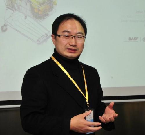 上海交通大学设计趋势研究所所长傅炯副