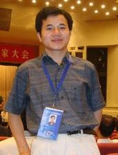 華東交通大學心理素質教育研究院常務副院長舒曼照片