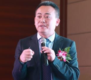 深圳市智慧家庭协会秘书长蔡锦江照片