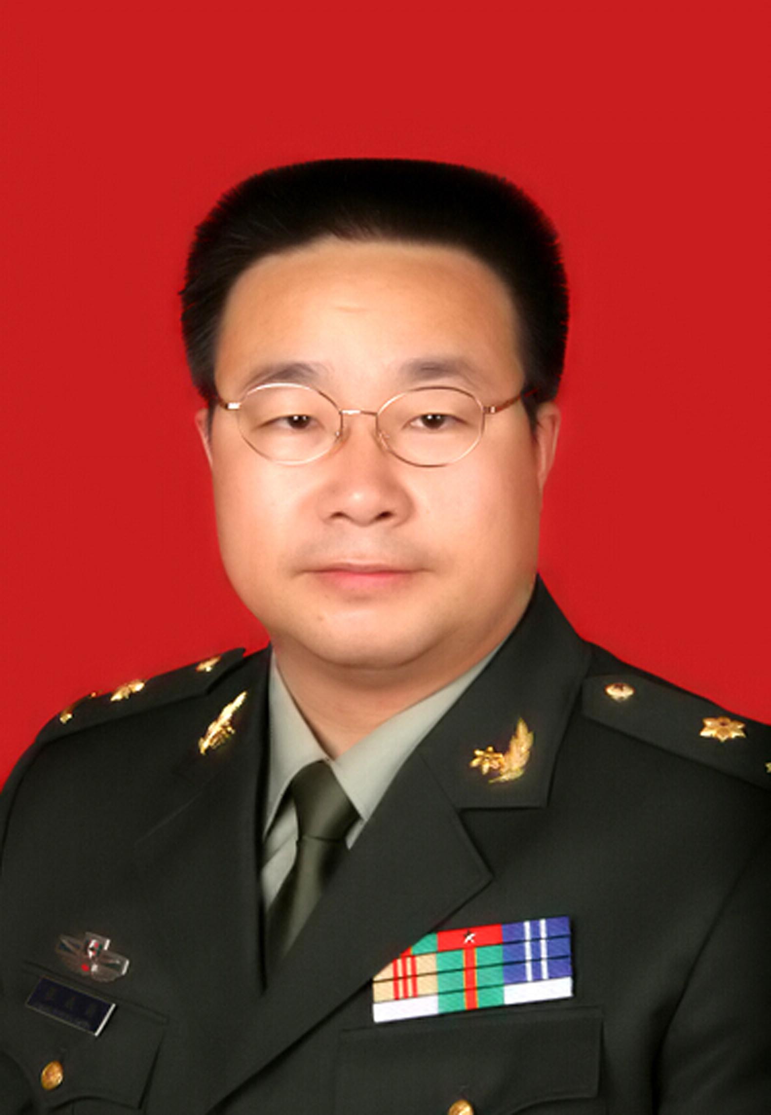 中国军事医学科学院研究员张成岗