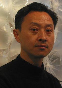 清华大学美术学院工业设计系 副教授蔡军照片