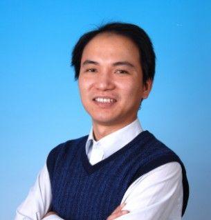 英特尔研究机器人人工智能与大数据产业战略规划首席研究员张益民照片