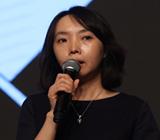 北京超市发连锁股份有限公司副总裁赵萌照片