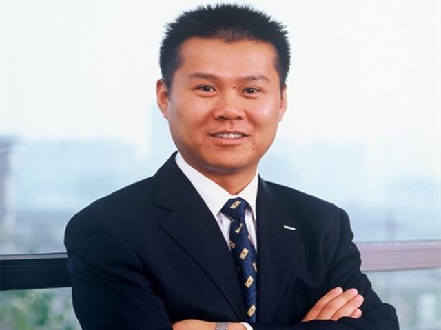 三胞集团全球执行副总裁陈旭东