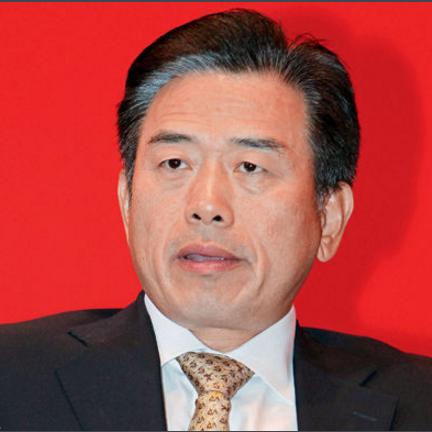 海股权交易中心前董事长胡继之照片