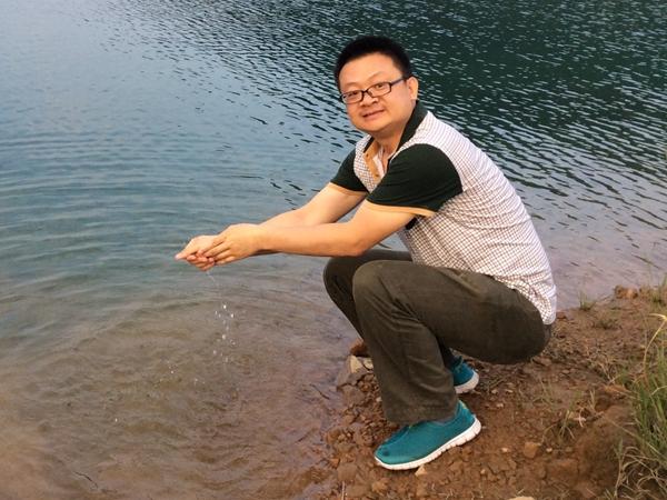 杭州沃趣科技网络有公司首席数据库架构师唐成照片