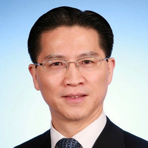 上海市政协副主席周汉民照片