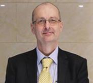 英国轮胎行业调研公司首席研究员David Shaw照片