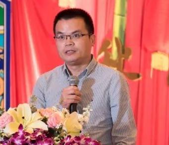 浙江师范大学经济与管理学院党委书记王利民照片