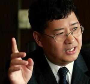上海绿地(集团)有限公司 董事长、总裁张玉良 照片