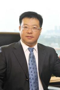 华润置地有限公司副总裁蒋智生照片