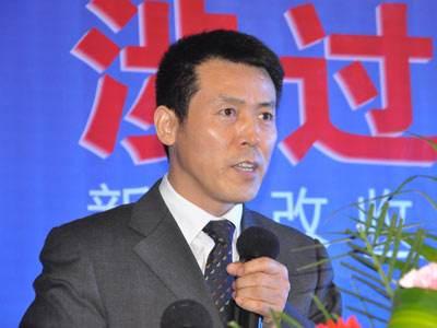 桂林三金藥業經理李從選照片
