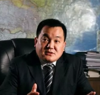 泸州老窖 董事长刘淼  照片