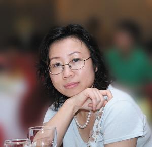 易方达基金总经理刘晓艳照片