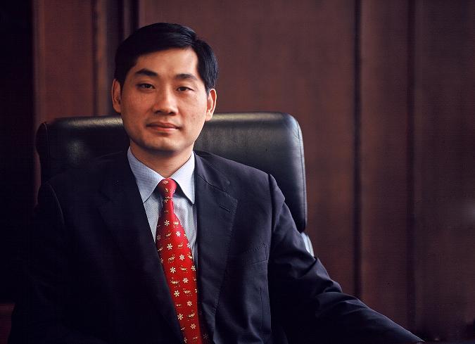 第一创业证券总裁钱龙海照片