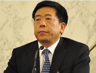 中国机械工业集团有限公司董事长任宏斌照片