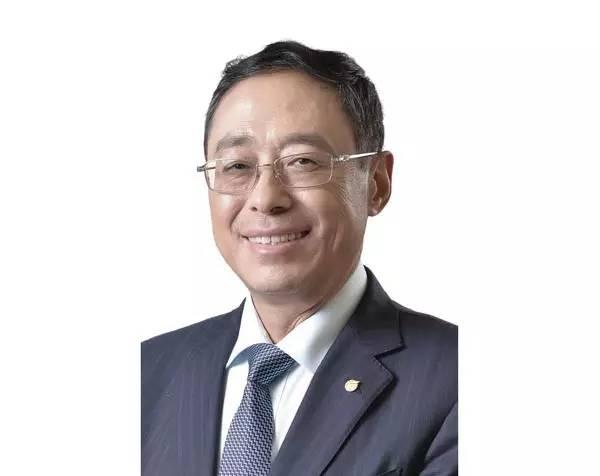 广发证券董事长孙树明照片