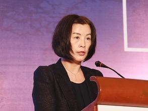 中民投租赁集团 董事长兼总裁王蓉