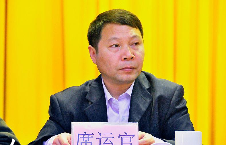 环保部南京环境科学研究所研究员席运官