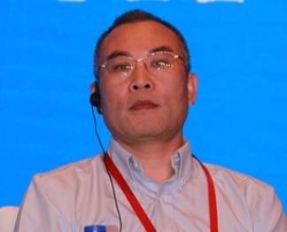 中关村科技融资租赁公司总经理何融峰照片