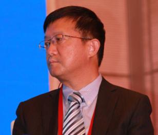 中海集团租赁有限公司副总经理蔺刚照片