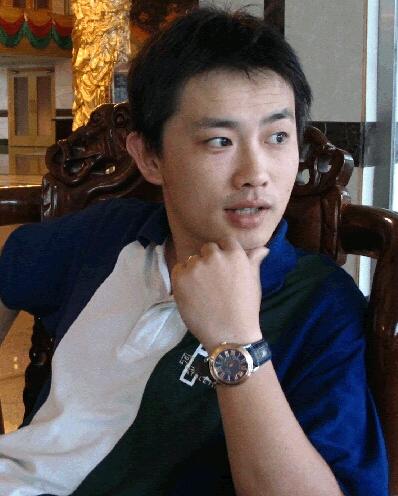 快的创始人李海明照片