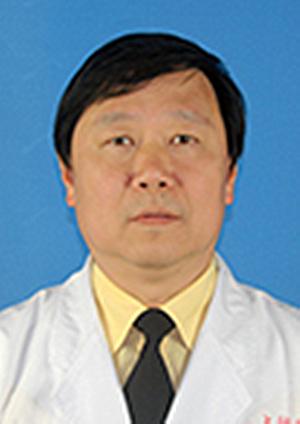广西医科大学附属肿瘤医院介入治疗科主任马亦龙照片