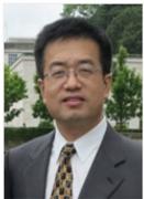 深圳大学机电与控制工程学院副院长费跃农照片