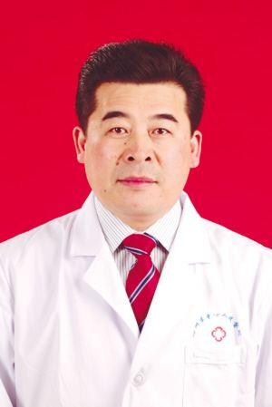 山东滕州市中心人民医院肿瘤科主任张开贤照片