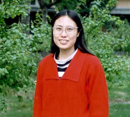 北京大学附属中学教师李 萌照片