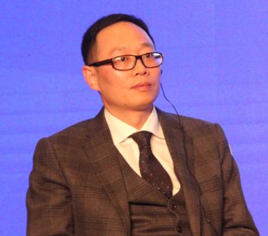 中民投健康租赁 总裁陈朝阳 照片