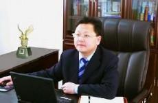 江西赣锋锂业股份有限公司 董事长、总裁李良彬照片