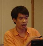 中国国土资源航空物探遥感中心高级工程师甘甫平照片