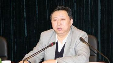 国土资源部中国地质调查局油气中心局长汪大明照片